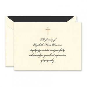 Shop Sympathy Cards at Fine Stationery
