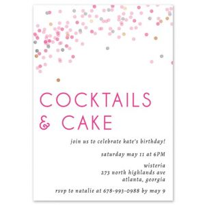 Shop Birthday Parties at Fine Stationery