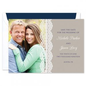 Shop Save the Date at Fine Stationery