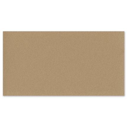 Brown Kraft Flat Card