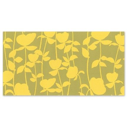 Poppies Flat Card