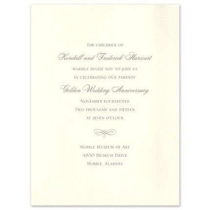 Lacework Photo Invitation