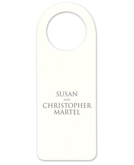 Oyster Wine Tag