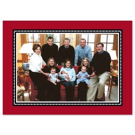 Ruby Garland Photo Card
