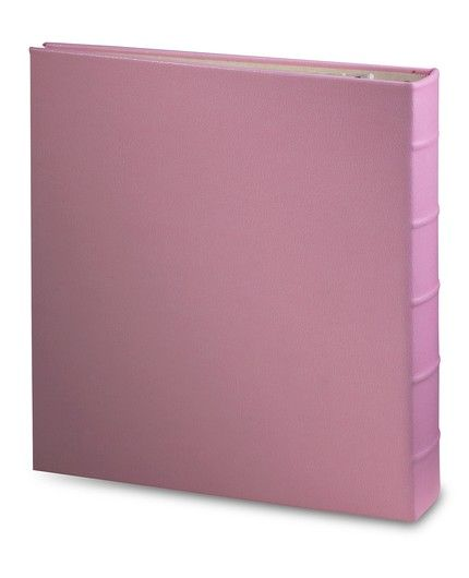 Large Light Pink Photo Album