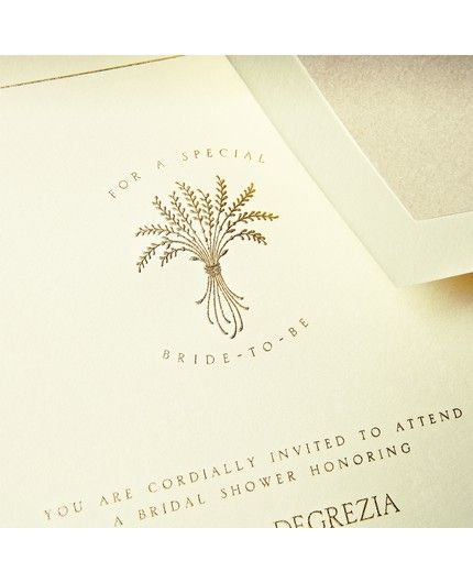 Delicate Frame Invitation