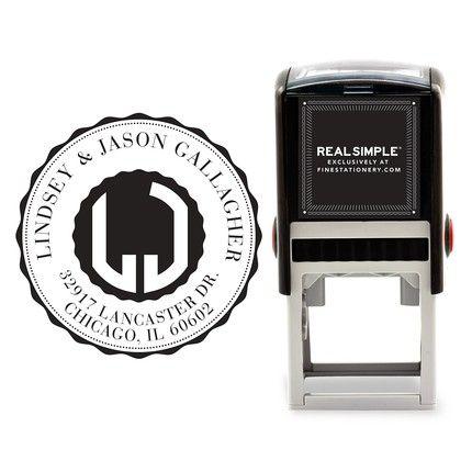 Crest Stamp