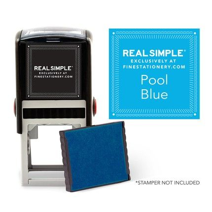 Pool Blue Ink Refill