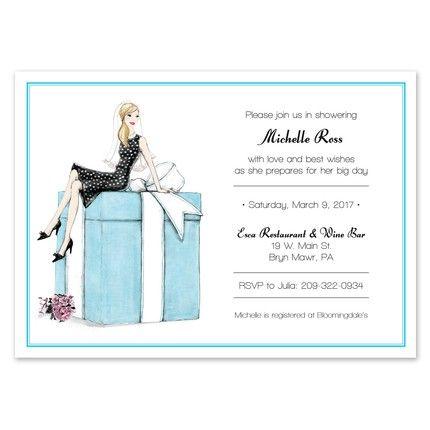 Bride & Box Invitation
