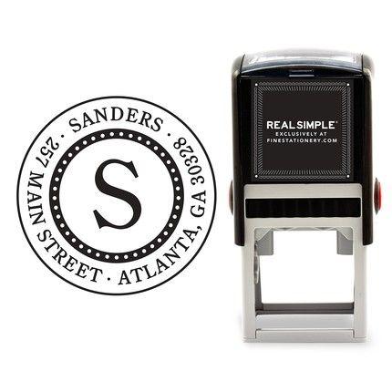 Sanders Stamp