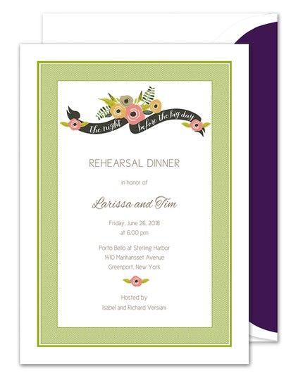 Berisso Invitation