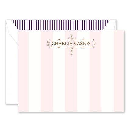 Amelie Flat Card