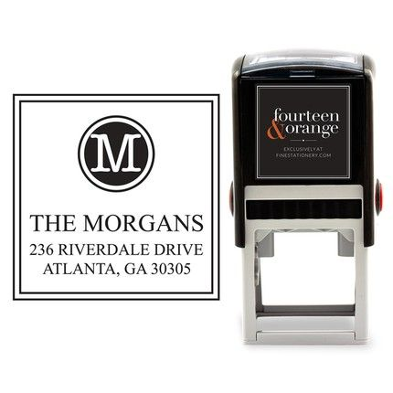Morgan Stamp