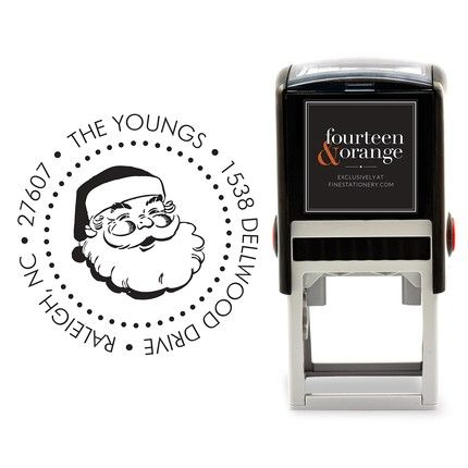 Santa Claus Stamp