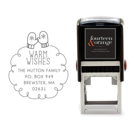 Warm Wishes Stamp