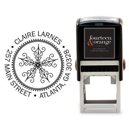 Starflake Stamp