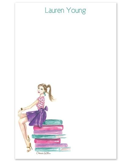 Beauty & Brains Note Pad