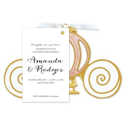 Carriage Invitation