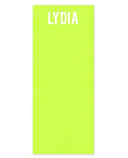 Skinny Tequila Lime Note Pad