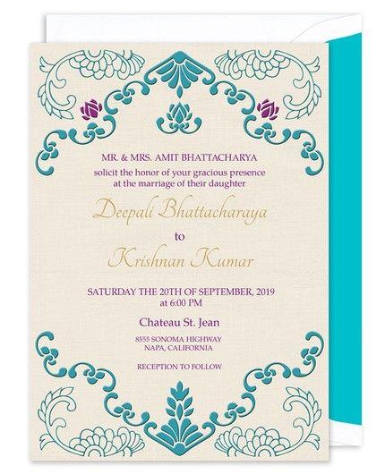 Jaisalmer Invitation
