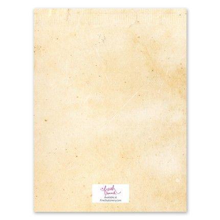 Henna Note Card
