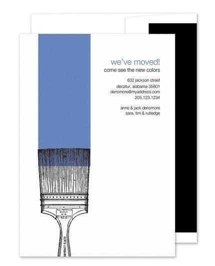 Blue Paint Announcement