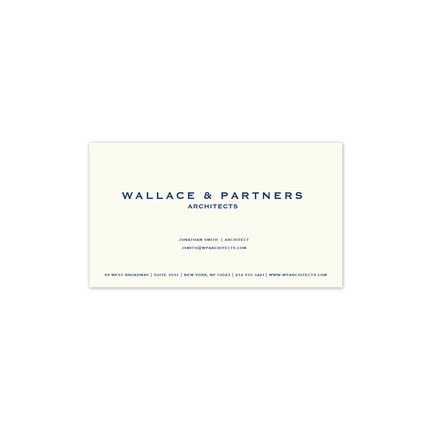 Wallace Business Card