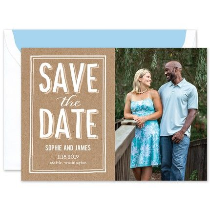 Big Day Save the Date