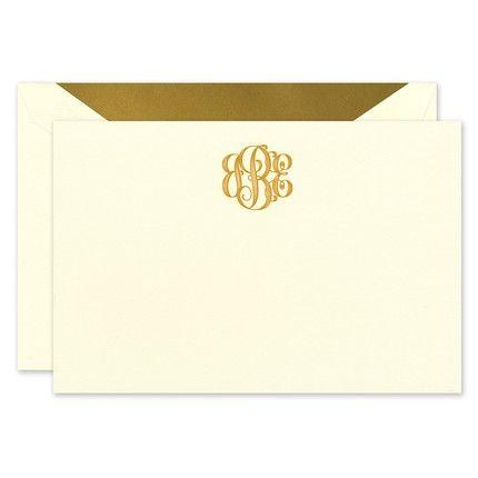 Manor Flat Card