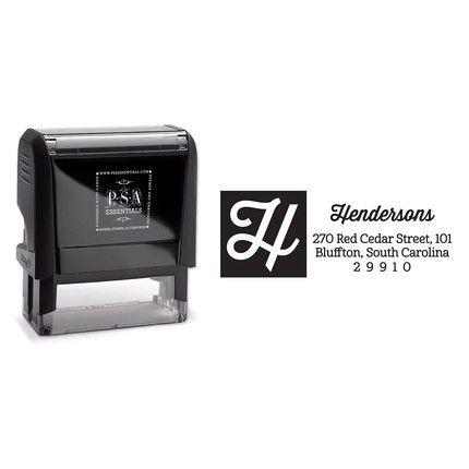Henderson Stamp