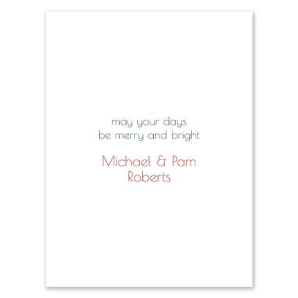 Berry Wreath Greeting Card