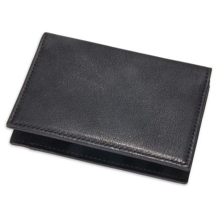 Black Business Card Case