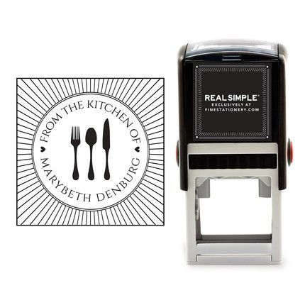 Radiant Chef Stamp