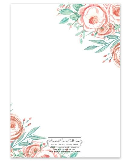 Blush Rose Dress Invitation