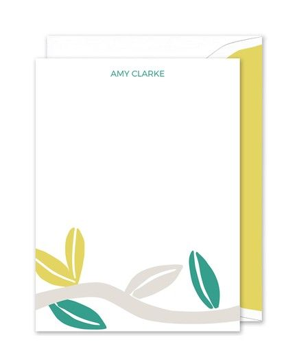 Branches Flat Card
