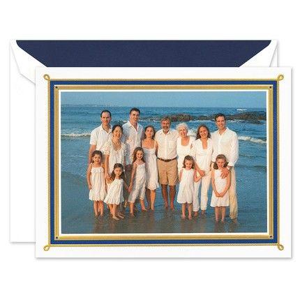 Holiday Regatta Photo Card