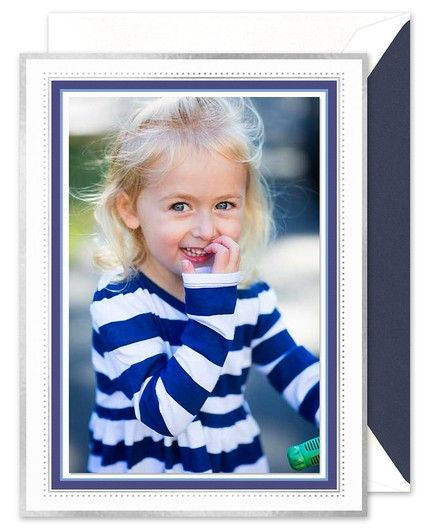 Azure Mounted Photo Card