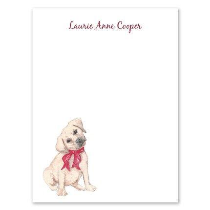 Puppy Love Note Card