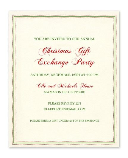 Twinkle Bright  Invitation