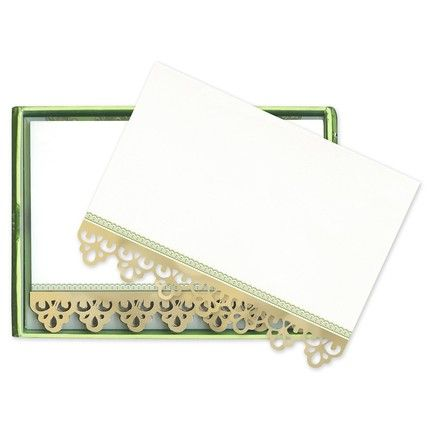Green Foil Boxed Set