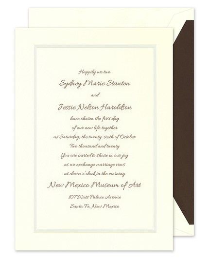 Pearl of Passion Invitation