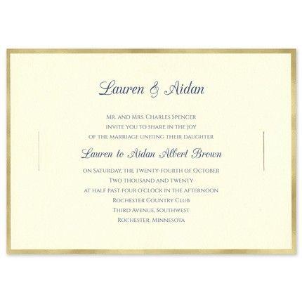 Joyful Brilliance Invitation