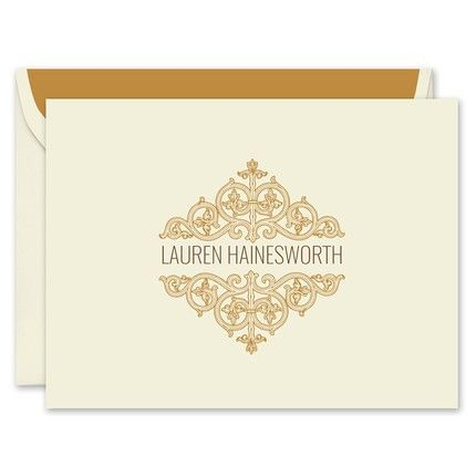 Hainesworth Note Card