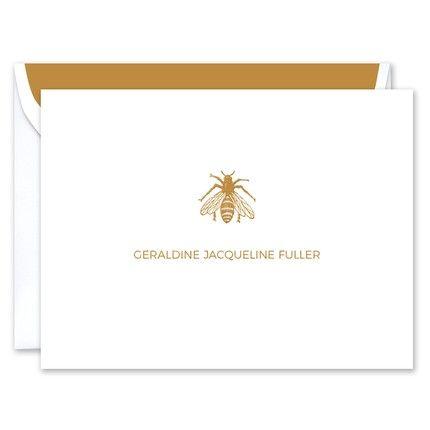 Geraldine Note Card