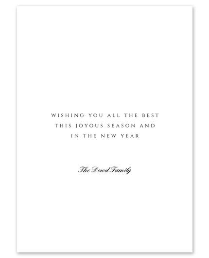 Long Journey Greeting Card