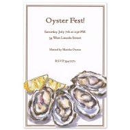 Oyster Invitation
