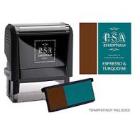 Matching Refill-Espresso-Turquoise