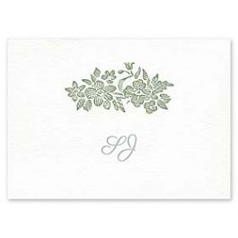 Carlson Craft Simple but Elegant 129016 128985 Thank You Note