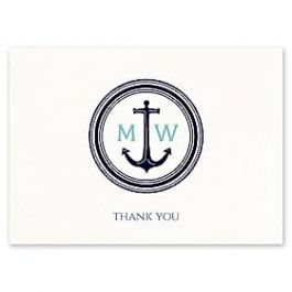 Carlson Craft Themes & Dreams 129139 129117 Thank You Note