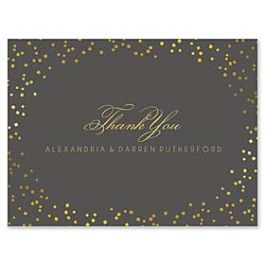 Bonnie Marcus Wedding 127400 127367 Thank You Note